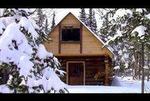 Log Cabin / by BestBuyMadeira - Leo Pestana