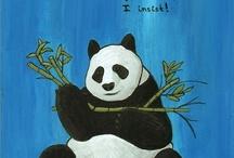 Pandas! / by Katie Pruitt