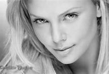 Aphrodite (Charlize Theron) / I see Charlize Theron playing the role of Aphrodite in my first novel, Oracle. She is one of the main antagonists.