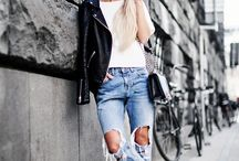 Things to Wear / fashion chic rebel