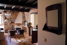 Apartamentos Rurales Ca Lulón, Asturias  / Casa rural de alquiler íntegro o por apartamentos de distintas capacidades en una pequeña aldea, Yerbo, del Occidente de Asturias.