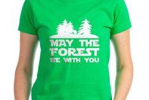 forestForce1B Light T-Shirt