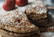 Pancakes/Pfannkuchen backen