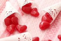 Valentines Day / Hearts and Kisses for Valentine's Day