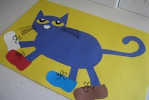 Pete the Cat / by MaryBeth Collins