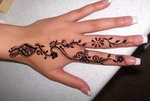 henné / Pour les fêtes c'est idéale !