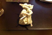 Bebe patiği / Örgü bebek patiği