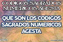 AGESTA CODIGOS SAGRADOS 2017
