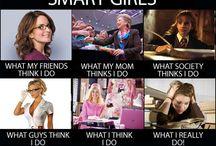 Girly girl things / Memes n stuff