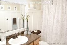 bathroom >> / by Caitlin Pack Cook