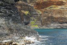 Kauai's Waterfalls / Seeing the waterfalls up close at the Napali Coast Kauai