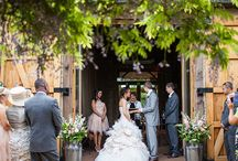 Outdoor Ceremonies at The Tythe Barn / Everyone loves an outdoor ceremony and we think ours are just beautiful!