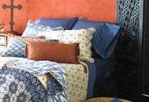 Redesign bedroom with spicy orange walls