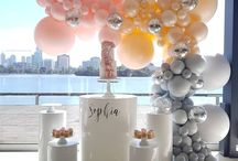 Sophisticated Balloon Décor