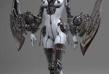 ROBOTIC ARTWORK