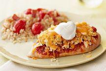 Recipes / by Jill Jaruzel-Webster
