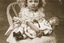 děti a panenky