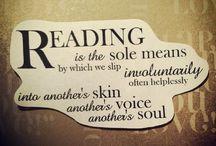 Books. My not so secret obsession.