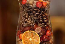 őszi díszítés