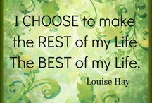Heal Your Life / For information about our Louise Hay 'Heal Your Life' workshops, telecourses and study groups go to: www.angelic-creations.net
