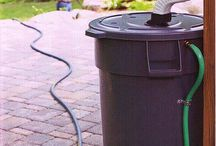 garden water collection
