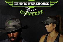 Operation: Get Fit / Things I'd like from Tennis Warehouse and that inspire me to keep fit!