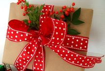 I love to wrap presents! / by T C