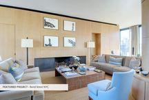 Manhattan Interior Design Project V - Eric Cohler Design / Manhattan Interior Design Project V - Eric Cohler Design #InteriorDesign #ECD #EricCohler #design #space #project #mixmaster #CohlerOnDesign