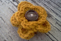Crochet / by Stephanie Fitzgerald