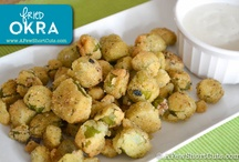 Oh Okra / Obviously this is all about Okra.
