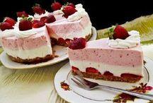 sütemények, finomságok