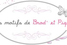 Broderies Brod' et pique
