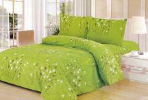 Przepis na kolorowy sen / Pościel o wyrazistych i intensywnych kolorach potrafi rozświetlić i urozmaicić wnętrze każdej sypialni.