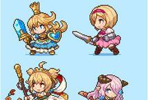 Characters - Spirtes/Chibi