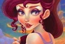 Disney - Megara