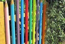 Garden ideas for children