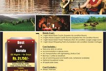 Kerala - God's Own Country / Amazing Kerala at a WOW Price !!
