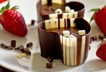 Death by chocolate.... / by Ingrid Aragon
