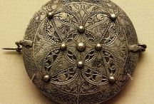 Celtic & Viking Beauty / Intricate, entwined and ancient - more jewellery and art to savour
