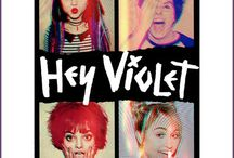 Rena and Friends♡ / Aka Hey Violet (Rena Lovelis, Nia Lovelis, Miranda Miller, Casey Moreta, and Iain Shipp)♡