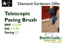 Monthly What's On at Brechin Castle Garden Centre