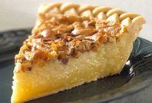 Recipes Pie/Cobblers/Tarts