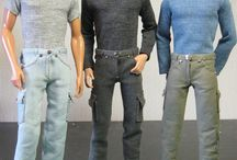 Doll clothes - male