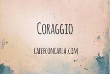 Caffè con Carla...piccole sfide;