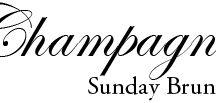 Davenport Hotel Champagne Sunday Brunch / by The Davenport Hotel Collection