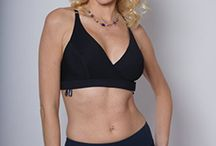 Post-op Bras / Post-surgical Bras for any stage or phase of Breast Surgery and a Pocket Bra too. Shop The Nina Bra, Grace Bra and Christina Bra - sizes 32-48 available plus custom sizes in most styles.