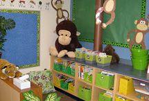 decoratie school of klas