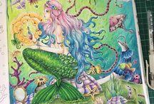 Coloring: Miki Takei