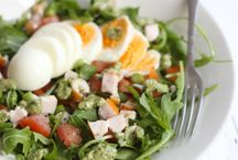 ♥ LOVELY SALADS ♥