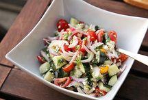 salad. / by Christy Turnipseed